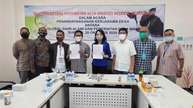 Teknologi Biogas Peternakan Subang, Ubah Kotoran Sapi Jadi Sumber Energi Pabrik (116280)