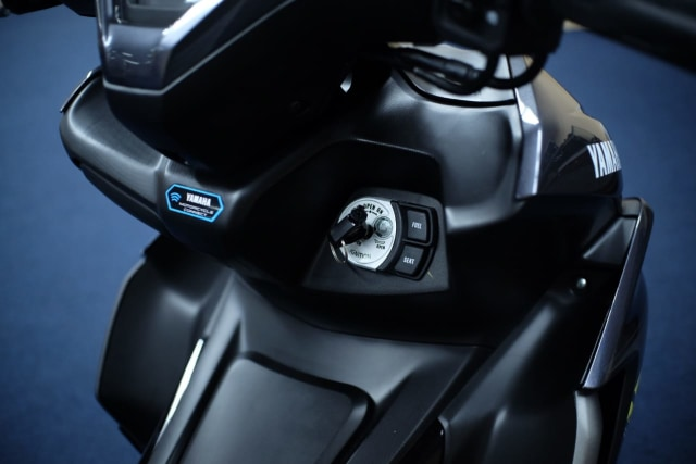 Foto: Wajah Baru All New Yamaha Aerox 155 Connected, Makin Sporty dan Canggih! (316351)