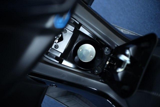Foto: Wajah Baru All New Yamaha Aerox 155 Connected, Makin Sporty dan Canggih! (316350)