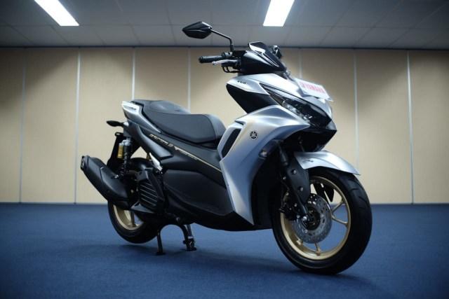 Yamaha Tanggapi Soal Aerox Baru yang Disebut Mirip Honda Vario (119887)