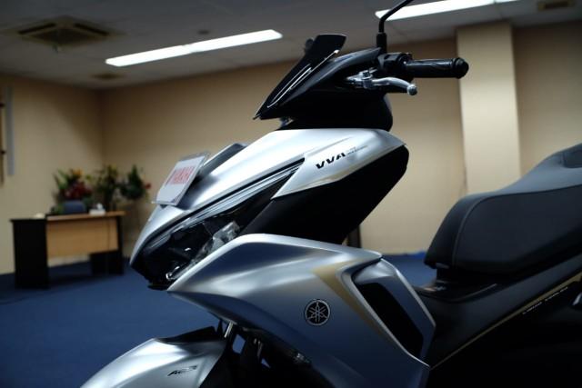 Yamaha Tanggapi Soal Aerox Baru yang Disebut Mirip Honda Vario (119884)