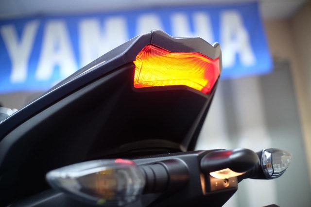 Foto: Wajah Baru All New Yamaha Aerox 155 Connected, Makin Sporty dan Canggih! (316347)