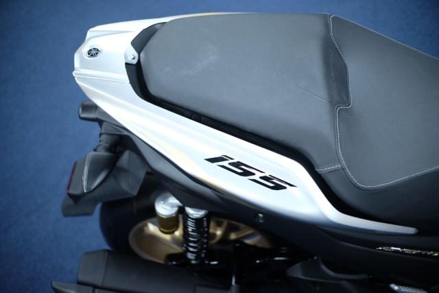 Foto: Wajah Baru All New Yamaha Aerox 155 Connected, Makin Sporty dan Canggih! (316344)