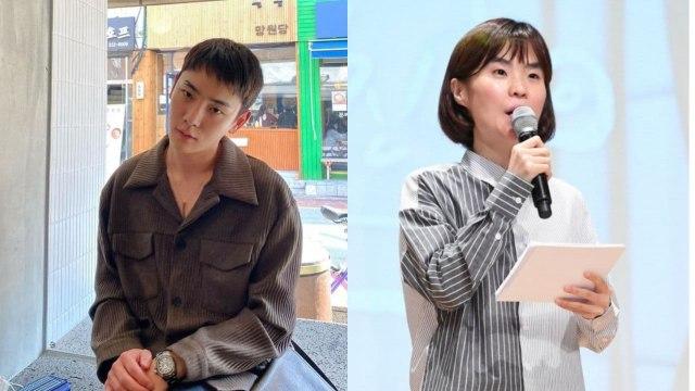 Key 'SHINee' Tulis Pesan untuk Mendiang Park Ji Sun (12417)