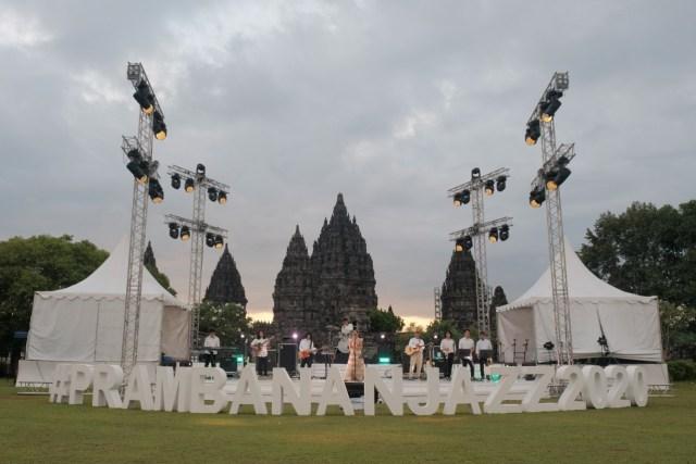 Prambanan Jazz Virtual Festival 2020 Jadi Konser Online dengan Durasi 6 Jam (65767)