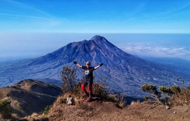 Jelajah ke Gunung Merbabu (62732)