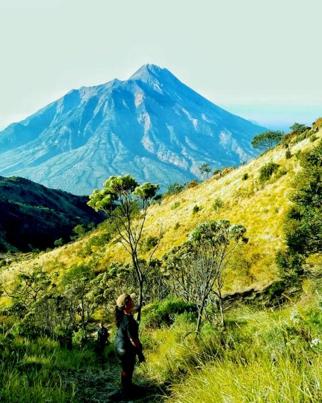 Jelajah ke Gunung Merbabu (62733)