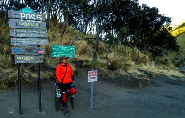 Jelajah ke Gunung Merbabu (62734)