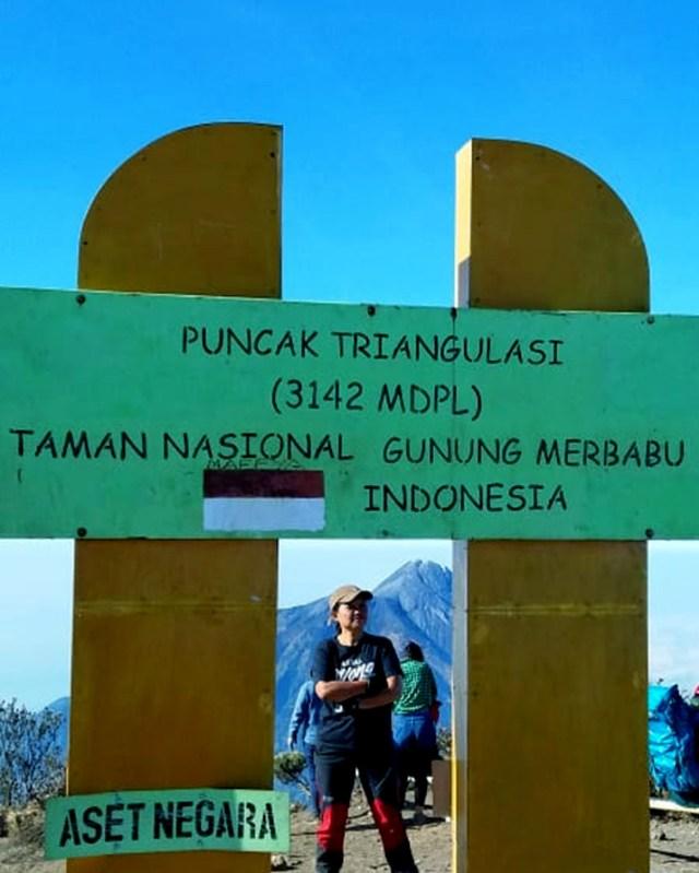 Jelajah ke Gunung Merbabu (62736)