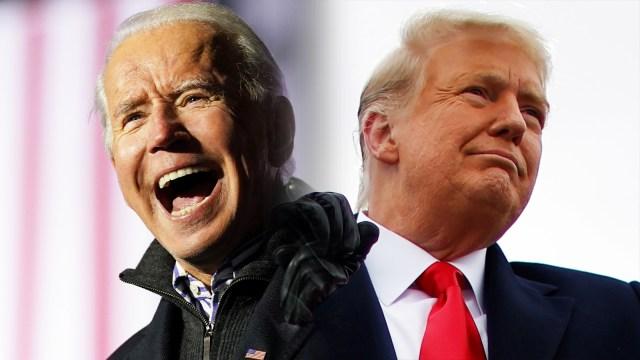Tanpa Sebut Joe Biden, Trump Berdoa untuk Pemerintahan Baru (92386)
