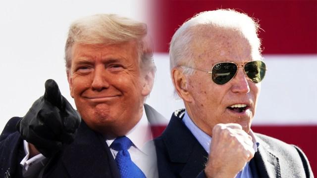 Hasil Elektoral Sementara Pemilu AS: Biden Masih Ungguli Trump (43070)