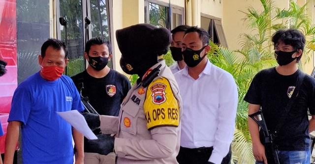 Pria Bandar Judi Online di Tegal Ditangkap Polisi (12261)