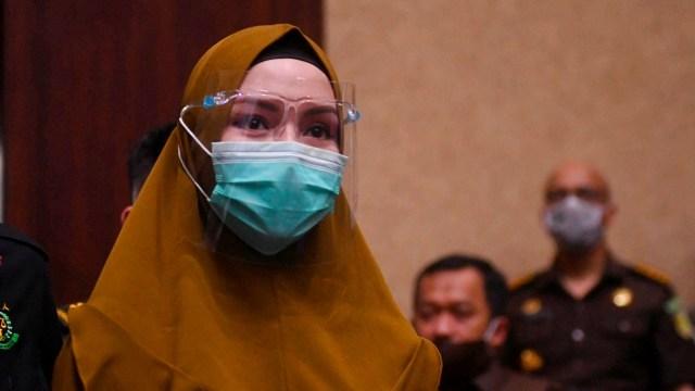 Alasan Hakim Potong 6 Tahun Penjara Pinangki: Perempuan Harus Dapat Perhatian (495430)