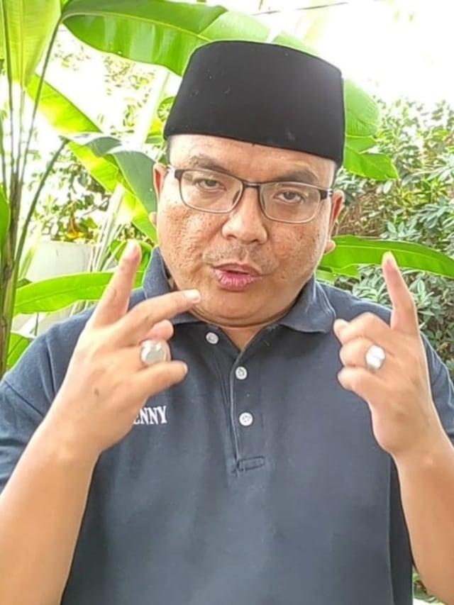Strategi Denny Indrayana di PSU Pilgub Kalsel: Temui Tokoh Agama hingga Buruh (9368)