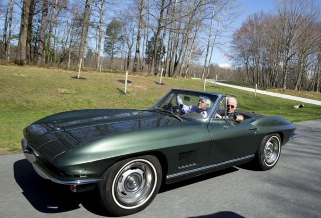 Intip Koleksi Mobil Joe Biden, Salah Satunya Pernah Dibawa Burnout! (112192)