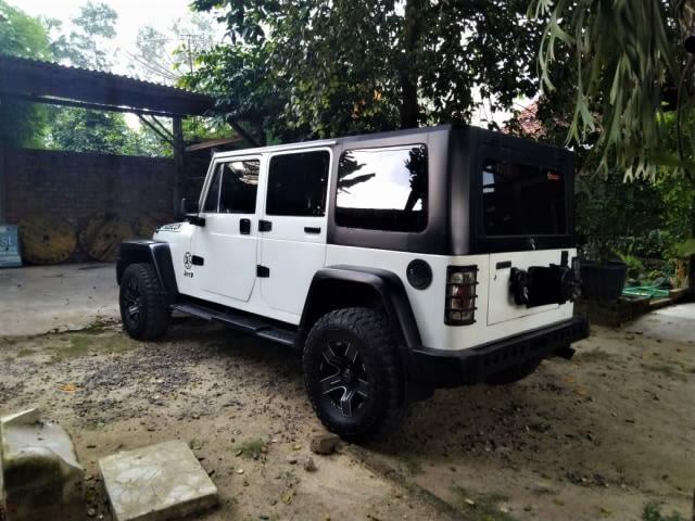 Penampakan Toyota Kijang Disulap Jadi Jeep Rubicon, Ajib Banget (10707)