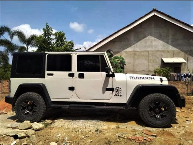 Penampakan Toyota Kijang Disulap Jadi Jeep Rubicon, Ajib Banget (10708)