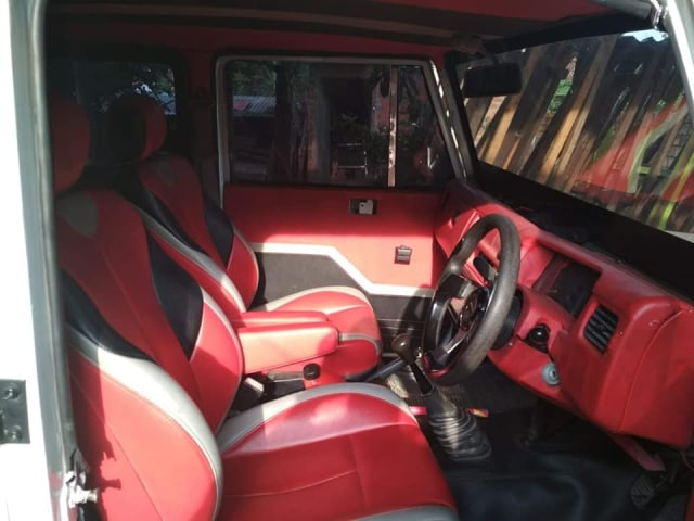 Penampakan Toyota Kijang Disulap Jadi Jeep Rubicon, Ajib Banget (10709)