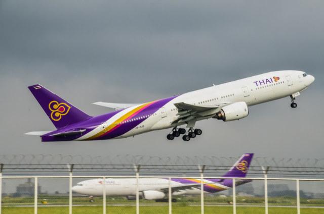 Thai Airways Tawarkan Penerbangan Religi: Terbang Sambil Baca Doa Umat Buddha (580309)