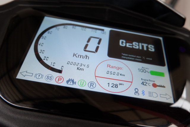 4 Fitur yang Jadi Andalan Motor Listrik GESITS (45935)