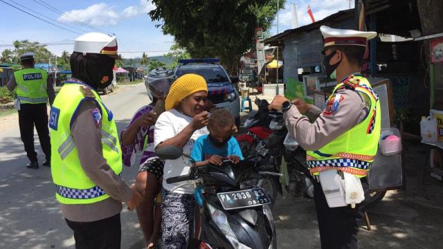 Operasi Zebra Matoa di Jayapura Fokus Protokol Corona (101848)