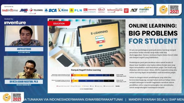 SBM ITB selaraskan sistem cerdas:Pembelajaran online tetap trend di masa depan (342838)