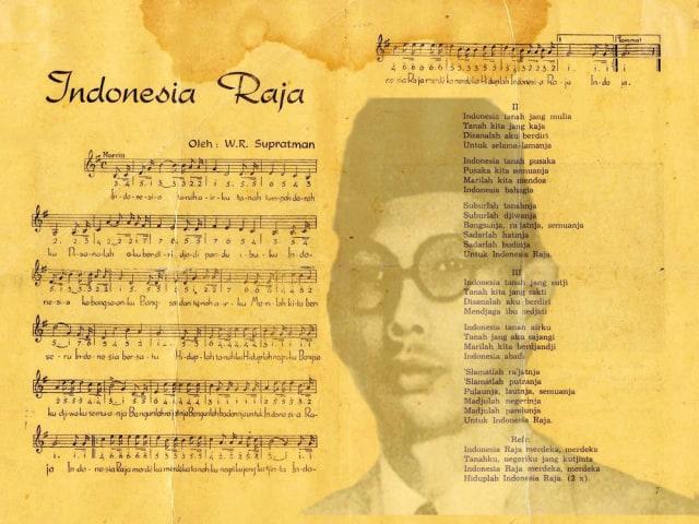 Pencipta Lirik Lagu Indonesia Raya Yang Harus Anda Tahu Kumparan Com