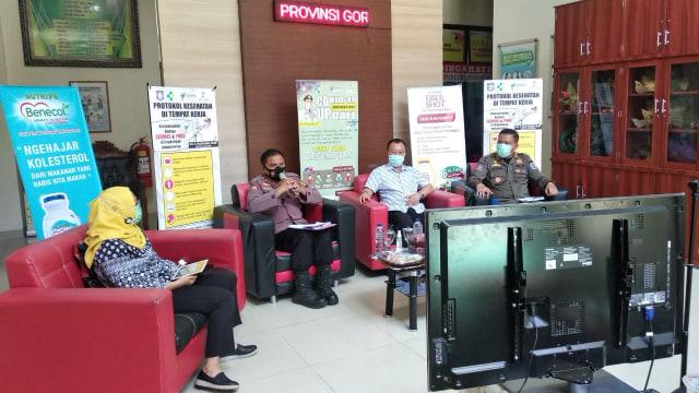 Gorontalo Keluar dari Zona Merah, Warga Diminta Tetap Patuh Protokol Kesehatan (70505)