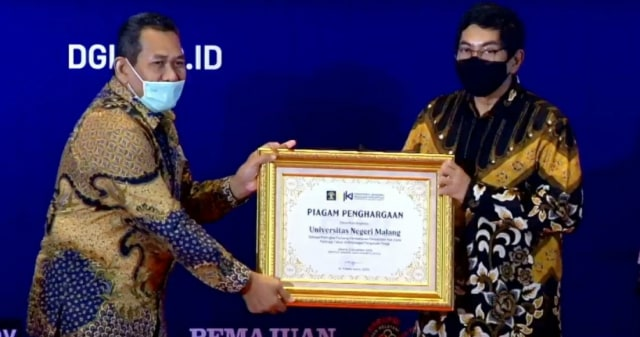 Universitas Negeri Malang Catat Rekor Pencatatan Hak Cipta Tertinggi (1027591)