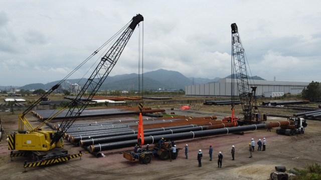 Krakatau Steel Catat Penurunan Beban Bunga Utang Jadi Rp 6,7 T (7391)