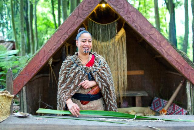 Arti Tato Sakral Suku Maori yang dimiliki Menlu Selandia Baru: Identitas Leluhur (487459)