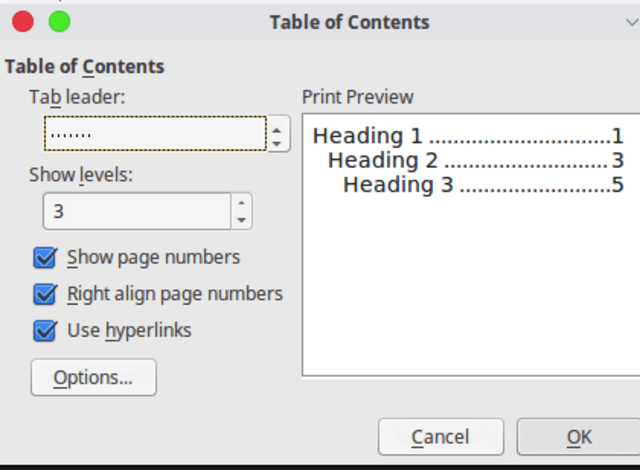 Cara Membuat Daftar Isi Makalah di HP Android (369954)