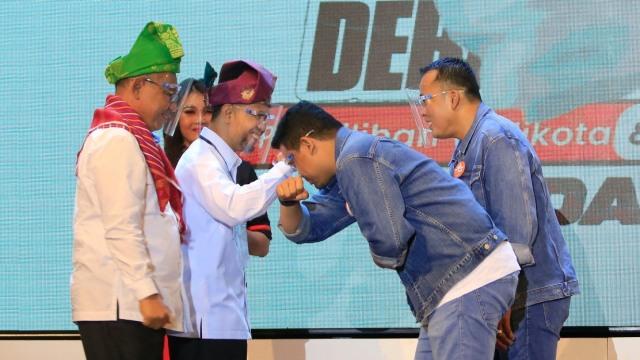Saat Bobby Nasution Cecar Akhyar soal Flying Garden dan Medan Clean Track (2014)