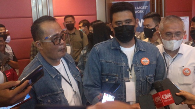 Usai Debat Perdana, Bobby dan Akhyar Saling Sindir: Soal Sampah hingga UMKM (487588)