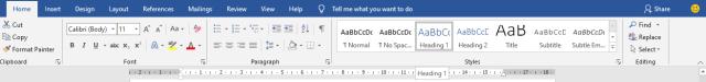 Cara Membuat Daftar Isi Makalah Otomatis di Microsoft Word 2019 (27010)