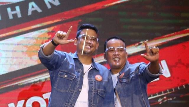 Saat Bobby Nasution Cecar Akhyar soal Flying Garden dan Medan Clean Track (2017)