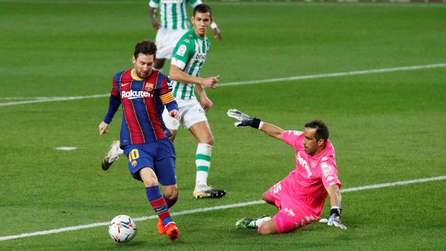 Situs Porno Tawari Bantuan Dana ke Barcelona untuk Kontrak Lionel Messi (125218)