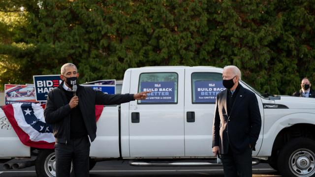 Barack Obama: Joe Biden dan Kamala Harris Meraih Kemenangan Bersejarah (2)