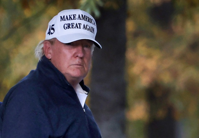 Beberapa Akun Social Media Donald Trump Mengalami Pemblokiran