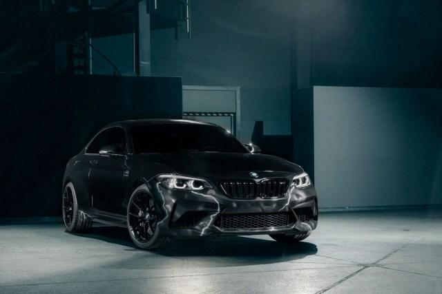 Cuma Dijual 1 Unit di Indonesia, Ini BMW M2 Edition Futura 2000 (81400)