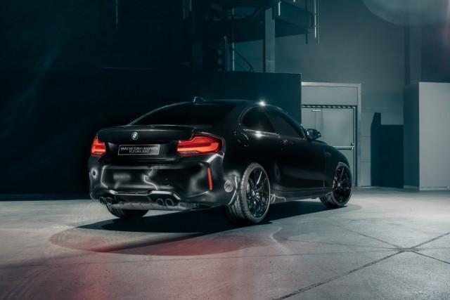 Cuma Dijual 1 Unit di Indonesia, Ini BMW M2 Edition Futura 2000 (81399)