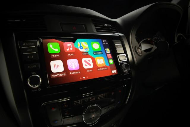 Nissan Navara Facelift Meluncur, Tampilan Jadi Lebih Sangar (16)