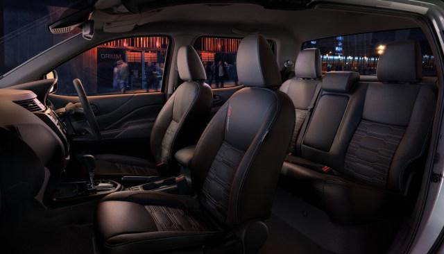 Nissan Navara Facelift Meluncur, Tampilan Jadi Lebih Sangar (17)