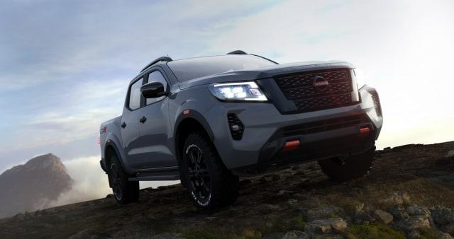 Nissan Navara Facelift Meluncur, Tampilan Jadi Lebih Sangar (6)