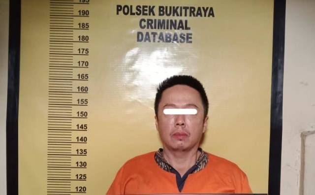 Polisi Tahan TF, Bos Reklame yang Suruh Potong 83 Pohon Pelindung (340773)