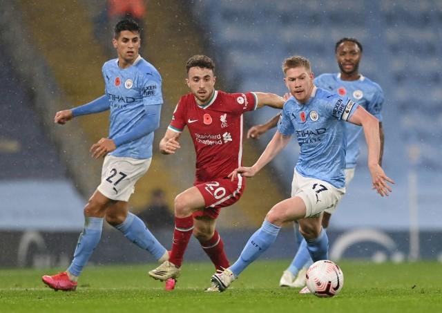 Man City vs Liverpool: De Bruyne Gagal Penalti, Laga Berakhir Imbang (3)