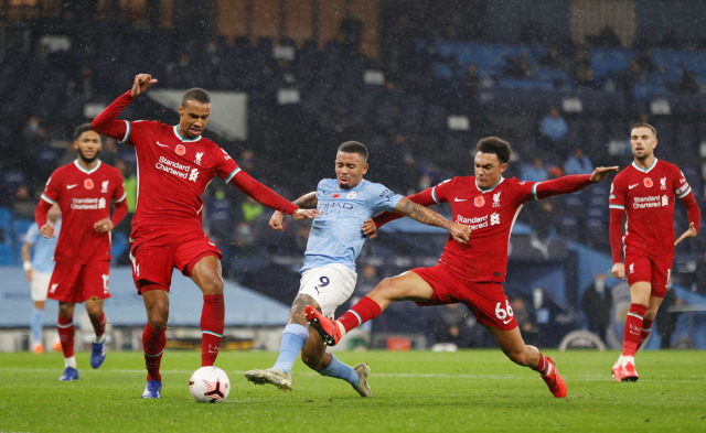 Man City vs Liverpool: De Bruyne Gagal Penalti, Laga Berakhir Imbang (1)