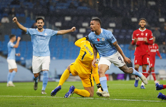 Man City vs Liverpool: De Bruyne Gagal Penalti, Laga Berakhir Imbang (2)