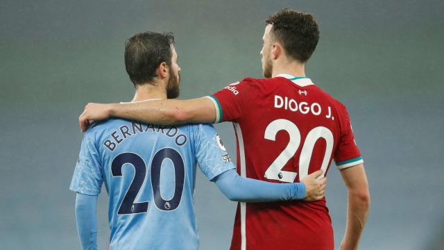Jadwal Bola Malam Ini: Liverpool vs Man City, AC Milan Beraksi (13651)