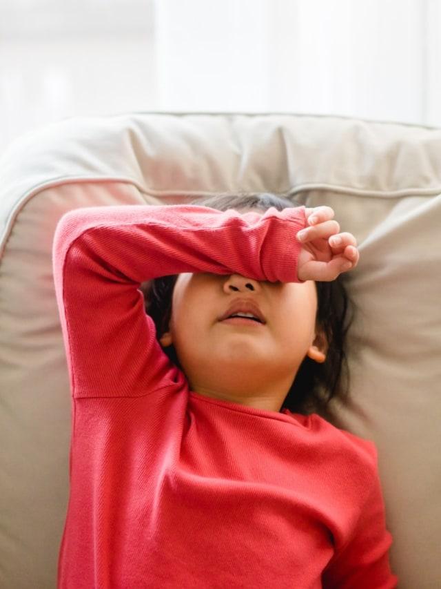 Tanda Tantrum yang Tidak Normal pada Anak (548382)
